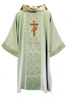 Cross and Crown Dalmatic by MDS