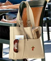 Women Clergy and Clergy Spouse Super Feature Tote