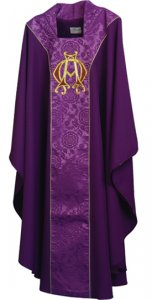 Tudor Rose Chasuble by MDS
