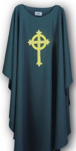 Celtic Cross Dalmatic by MDS
