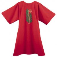 Palm and Staff Dalmatic by Theological Threads Inc