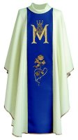 Marian Rosary Dalmatic from Hayes & Finch