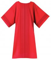 Red Stripe Dalmatic by Theological Threads Inc