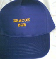 Deacon Personalized Classic Cap