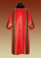 Traditional Brocade Dalmatic from Veritas Polska
