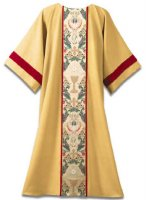Tapestry of Life Velvet Trim Dalmatic by Theological Threads Inc