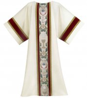 Tapestry of Life w/Velvet Dalmatic by Theological Threads Inc
