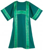 Hunter H-Bar Dalmatic by Theological Threads Inc