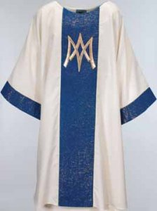 Marian Dalmatic by MDS