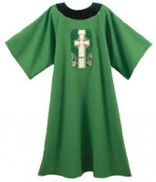 Gallagher Cross Dalmatic by Theological Threads Inc