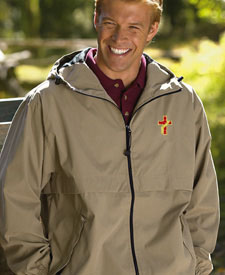 Deacon Ultra-Soft Microfiber Hooded Jacket
