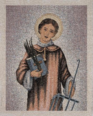 St. Lawrence Hanging Tapestry - Click Image to Close