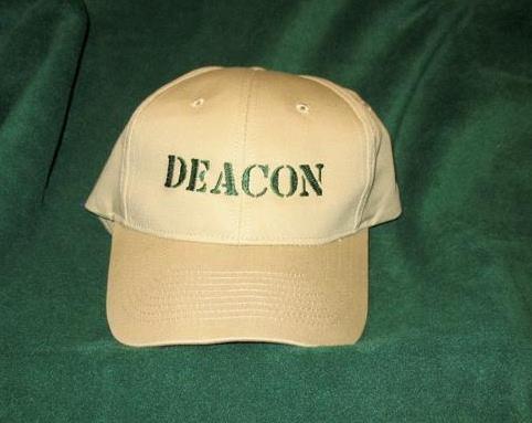 363ed1c1566 Deacon Stencil Classic Cap Deacon Stencil Classic Cap   Deacon ...