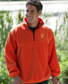 Deacon Iceberg Fleece 1/4 Zip Pullover