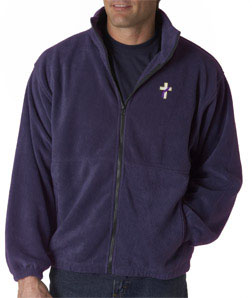 Deacon Iceberg Fleece Full-Zip Jacket