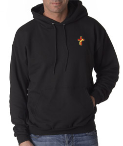Deacon ComfortBlend Hooded Pullover Sweatshirt
