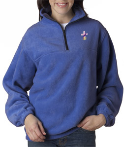 Women Clergy & Clergy Wives Iceberg Fleece 1/4 Zip Pullover